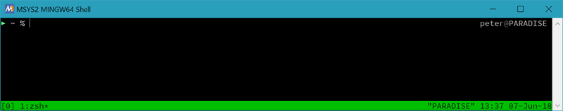 Customize and theme tmux the easy way | On Web Security